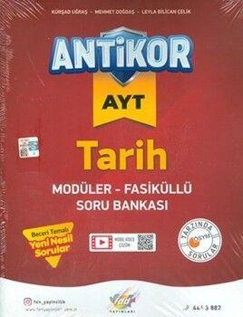 Fdd Yayınları AYT Tarih Antikor Modüler Fasiküllü Soru Bankası