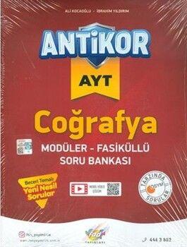 Fdd Yayınları AYT Coğrafya Antikor Modüler Fasiküllü Soru Bankası