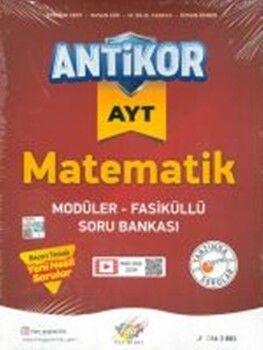 Fdd Yayınları AYT Matematik Antikor Modüler Fasiküllü Soru Bankası
