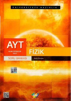FDD Yayınları AYT Fizik Soru Bankası