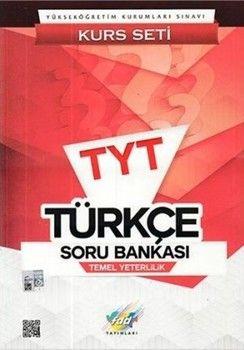 Fdd Yayınları TYT Türkçe Kurs Seti Soru Bankası
