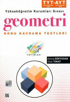 FDD Yayınları TYT AYT Geometri Konu Kavrama Testleri