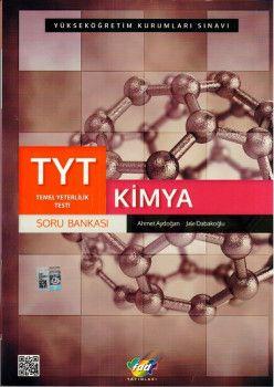FDD Yayınları TYT Kimya Soru Bankası