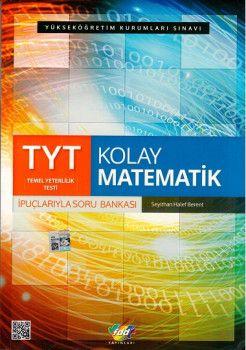 FDD Yayınları TYT Kolay Matematik İpuçlarıyla Soru Bankası