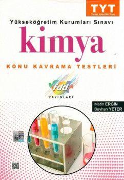 Fdd Yayınları TYT Kimya Kurs Seti Soru Bankası