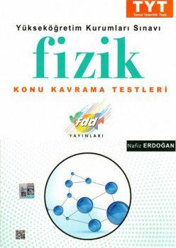 FDD Yayınları TYT Fizik Konu Kavrama Testleri