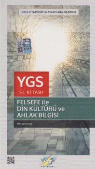 FDD Yayınları YGS Felsefe ile Din Kültürü ve Ahlak Bilgisi El Kitabı