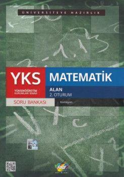 FDD Yayınları YKS 2. Oturum Matematik Alan Soru Bankası