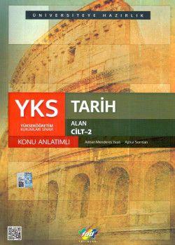 FDD Yayınları YKS Alan Tarih Konu Anlatımı 2. Cilt