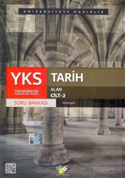 FDD Yayınları YKS Alan Tarih Soru Bankası 2. Cilt