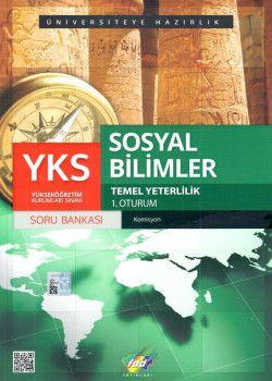 FDD Yayınları YKS 1. Oturum TYT Sosyal Bilimler Soru Bankası