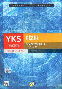 FDD Yayınları YKS 1. Oturum TYT Fizik Soru Bankası