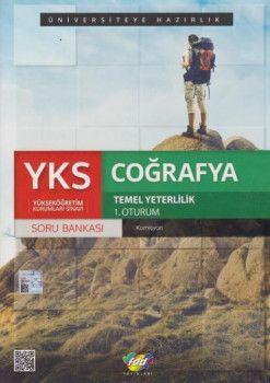 FDD Yayınları YKS 1. Oturum TYT Coğrafya Soru Bankası