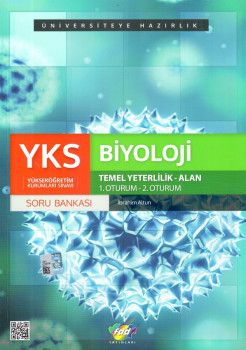 FDD Yayınları YKS 1. ve 2. Oturum TYT Biyoloji Alan Soru Bankası