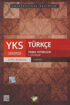 FDD Yayınları YKS 1. Oturum TYT Türkçe Soru Bankası