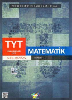 FDD Yayınları YKS 1. Oturum TYT Matematik Soru Bankası