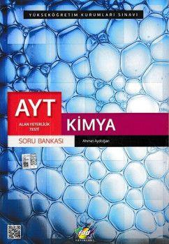 FDD Yayınları YKS 2. Oturum AYT Kimya Soru Bankası