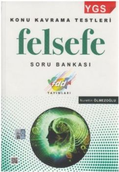 FDD YGS Felsefe Konu Kavrama Testleri Soru Bankası