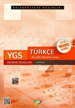 FDD YGS Türkçe Deneme