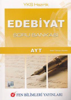 Fen Bilimleri Yayıncılık AYT Edebiyat Soru Bankası