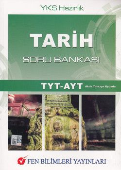 Fen Bilimleri Yayıncılık TYT AYT Tarih Soru Bankası