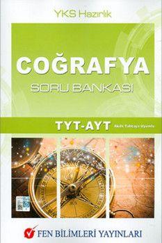 Fen Bilimleri Yayıncılık TYT AYT Coğrafya Soru Bankası