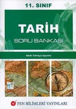 Fen Bilimleri Yayınları 11. Sınıf Tarih Soru Bankası