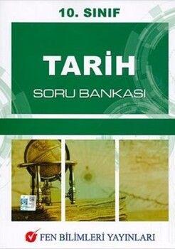 Fen Bilimleri Yayınları 10. Sınıf Tarih Soru Bankası