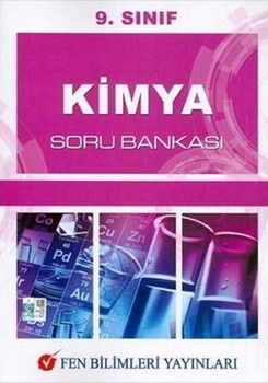 Fen Bilimleri Yayınları 9. Sınıf Kimya Soru Bankası