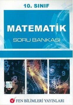 Fen Bilimleri Yayınları 10. Sınıf Matematik Soru Bankası