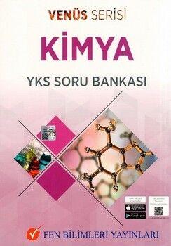 Fen Bilimleri Yayınları TYT AYT Kimya Soru Bankası Venüs Serisi