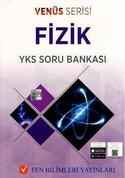 Fen Bilimleri Yayınları TYT AYT Fizik Soru Bankası Venüs Serisi
