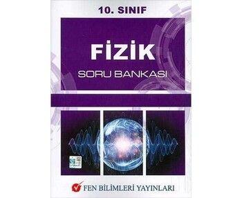 Fen Bilimleri Yayınları 10. Sınıf Fizik Soru Bankası