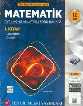 Fen Bilimleri Yayınları 12. Sınıf Matematik Konu Anlatımlı 4 Kitap