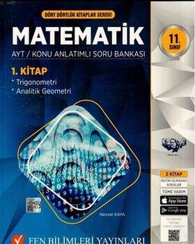 Fen Bilimleri Yayınları 11. Sınıf  Matematik Konu Anlatımlı Soru Bankası