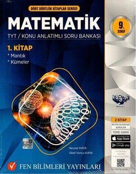 Fen Bilimleri Yayınları 9. Sınıf Matematik Konu Anlatımlı Soru Bankası
