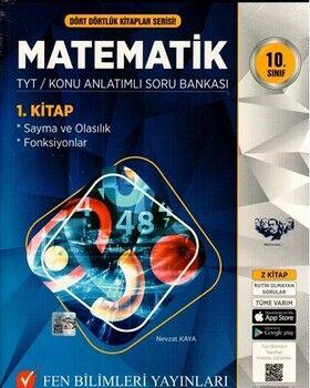 Fen Bilimleri Yayınları 10. Sınıf Matematik Konu Anlatımlı Soru Bankası