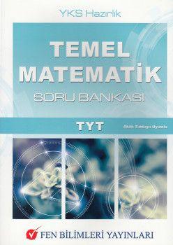 Fen Bilimleri Yayınları TYT Temel Matematik Soru Bankası