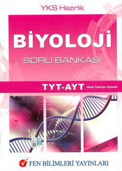 Fen Bilimleri Yayınları TYT AYT Biyoloji Soru Bankası