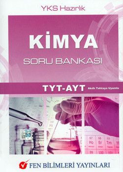 Fen Bilimleri Yayınları TYT AYT Kimya Soru Bankası