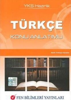 Fen Bilimleri YayınlarıTYT Türkçe El Kitabı Konu Anlatımlı