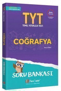 FenCebir Yayınları TYT Coğrafya Soru Bankası