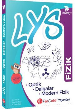 FenCebir Yayınları LYS Fizik Optik Dalgalar Modern Fizizik Soru Bankası