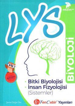 FenCebir Yayınları LYS Biyoloji Konu Anlatımlı Soru Bankası