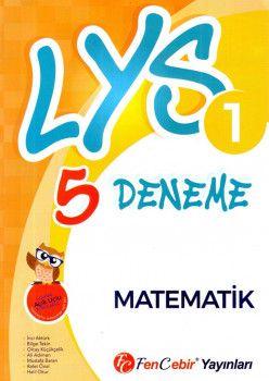 FenCebir Yayınları LYS 1 Matematik 5 Deneme