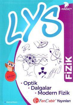 FenCebir Yayınları LYS Fizik Optik Dalgalar Modern Fizik Soru Bankası