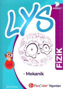 FenCebir Yayınları LYS Fizik Mekanik Soru Bankası