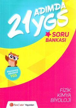 FenCebir Yayınları YGS 21 Adımda Sayısal Soru Bankası