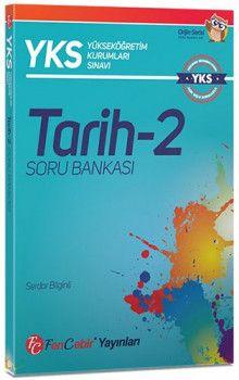 FenCebir Yayınları YKS 2. Oturum AYT Tarih 2 Soru Bankası
