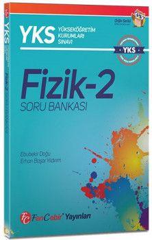 FenCebir Yayınları YKS 2. Oturum AYT Fizik 2 Soru Bankası